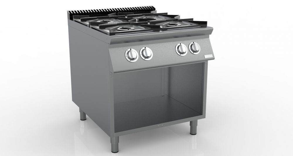 Gas Stove - Interactive